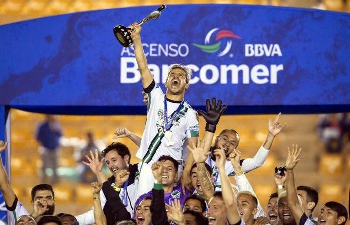 Cafetaleros conquistan Liga de Ascenso MX