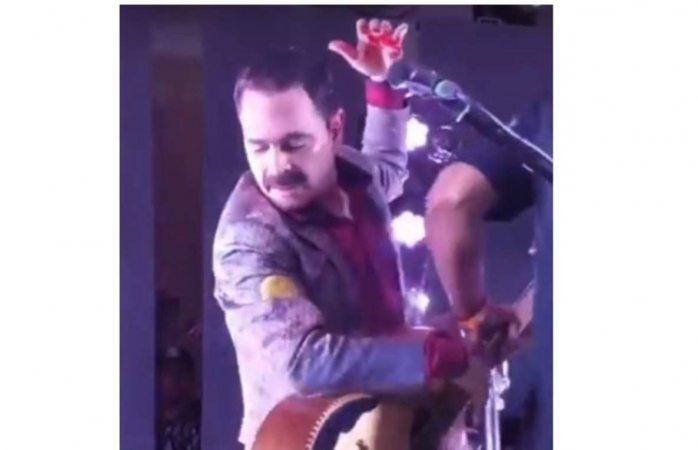 Vídeo: hieren en la cabeza a vocalista de los Tucanes de Tijuana