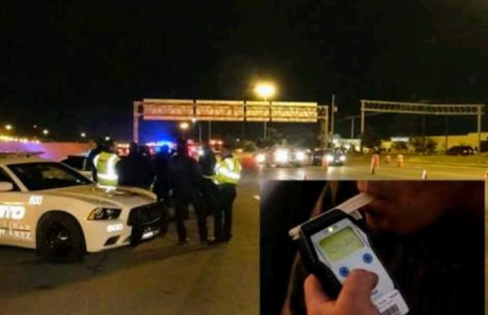 Detuvo Tránsito a 82 conductores ebrios en Juárez
