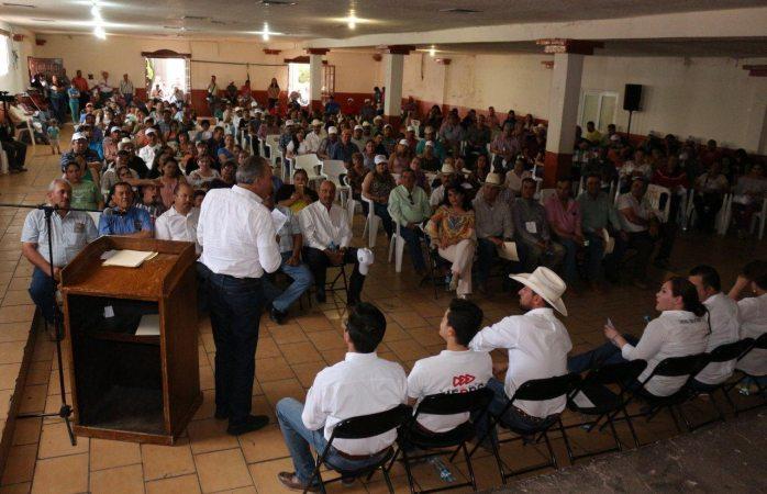 Gestionará Reyes Baeza extensiones universitarias en comunidades rurales