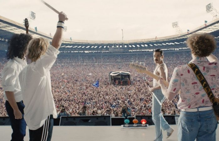 Bohemian Rhapsody; el primer tráiler de la película sobre Queen