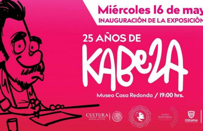 Inaugurará monero Kabeza galería de obras en museo casa redonda