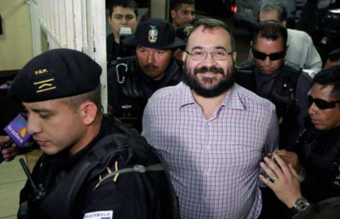Javier Duarte demanda a Anaya por daño moral