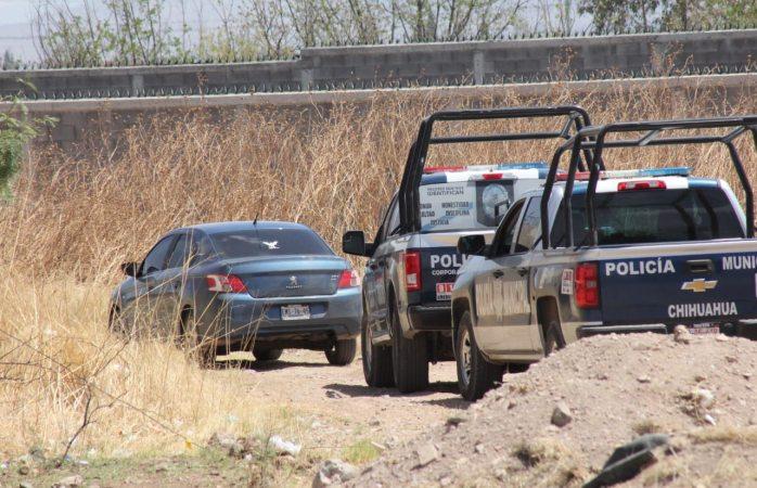 En Vivo: hallan auto de chofer de Uber asesinado en la colonia Aeropuerto