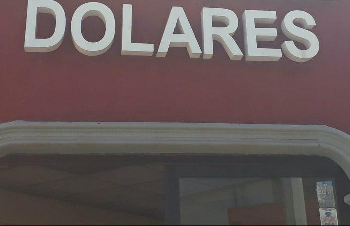 A 20 pesos el dólar en bancos