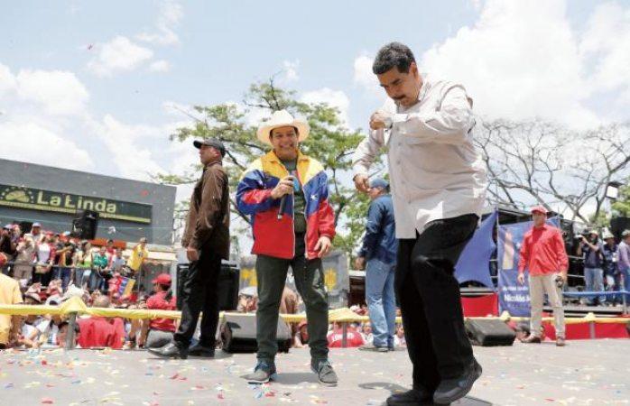 Tras retiro de Kellogg's, Nicolás Maduro toma el control