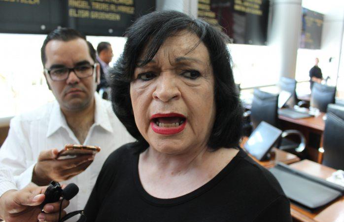 Sale Isela Torres de comisión jurisdiccional, quedan 3 del PAN