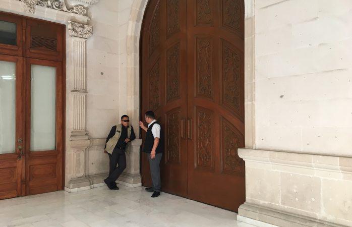 A puerta cerrada, definen operativo de seguridad para la feria