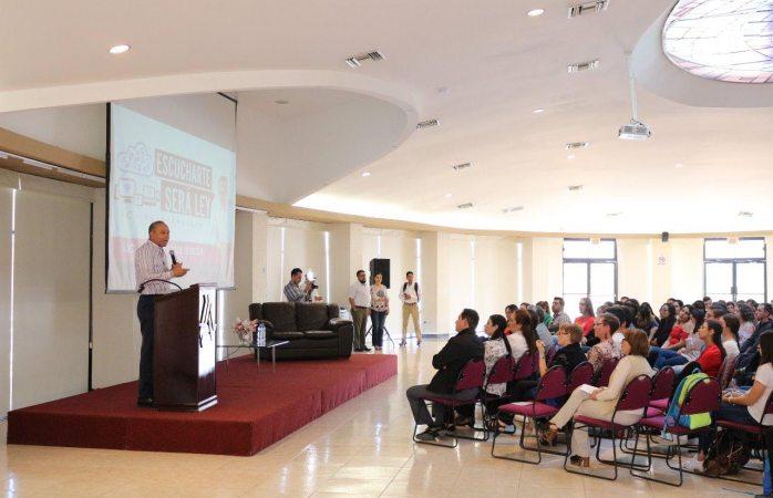 Se revisará desde el Senado la eliminación del cambio de horario: Reyes Baeza