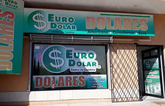 No baja dólar
