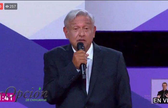 Estará el INM en Tijuana, anuncia López Obrador