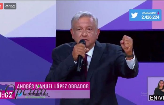 Checa el segundo debate