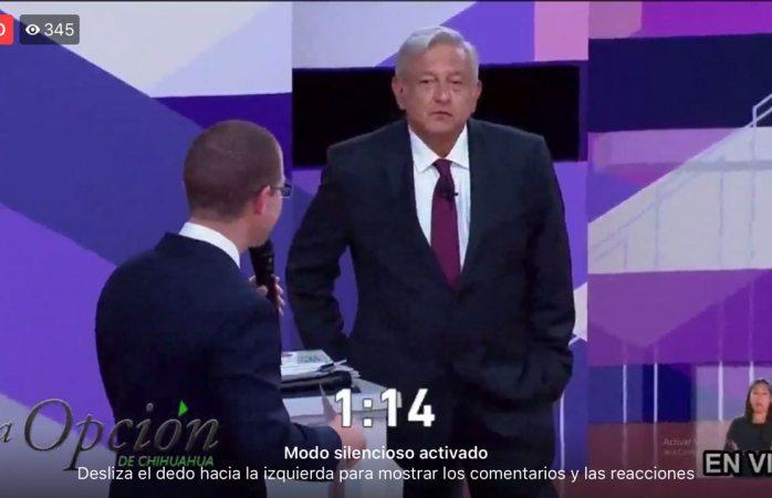 Mentiroso y farsante llama López Obrador a Anaya