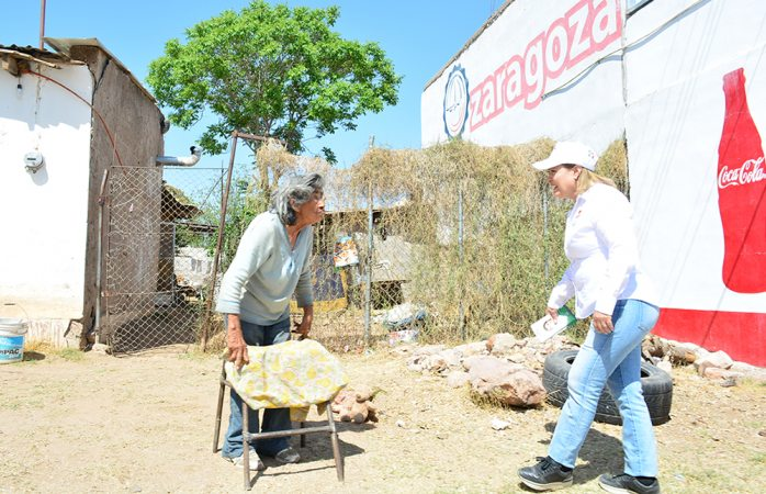 Hogares temporales a personas en situación de vulnerabilidad: Minerva Castillo