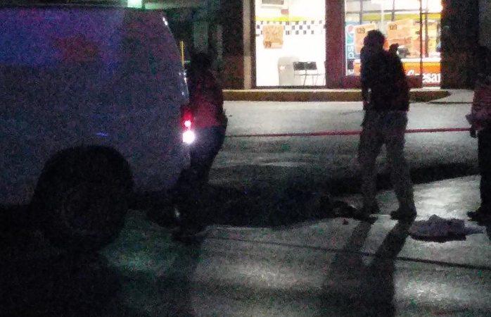 Muere mujer al ser atropellada en Juárez
