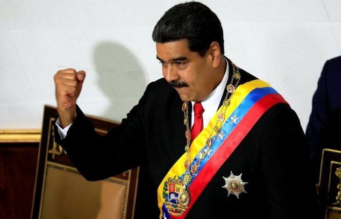Jura Maduro segundo mandato en Venezuela