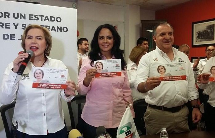 Propone Adriana Terrazas convertir a Juárez en un estado