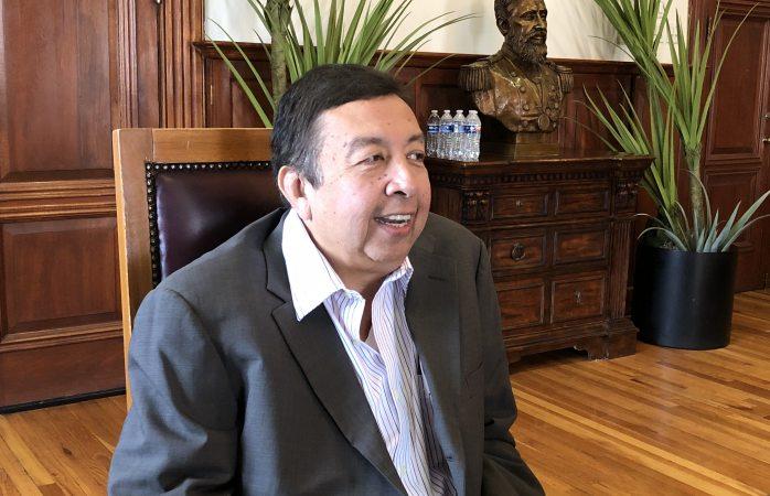 Grabación entre Corral y magistrada era convocatoria de unidad: Jáuregui