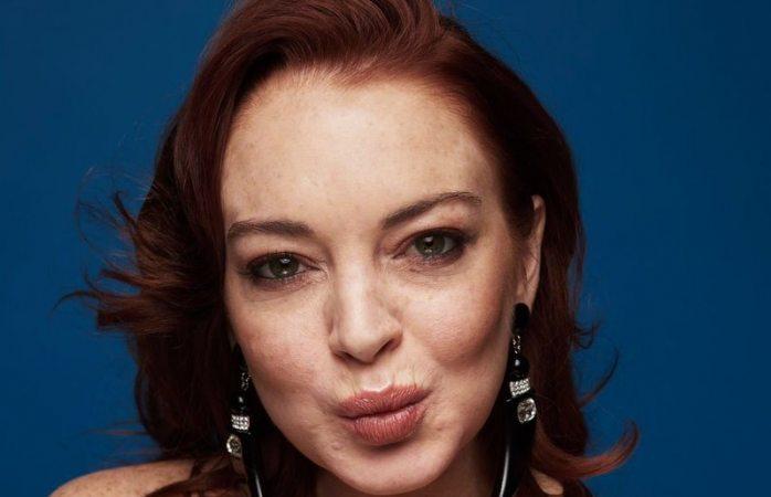 Destrozan a Lindsay Lohan por su apariencia de… 60 años