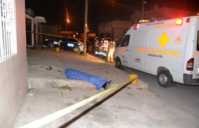 Muere ebrio en calles del centro