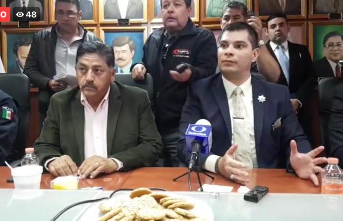 Borrón y cuenta nueva entre Tena y Aparicio en Cuauhtémoc
