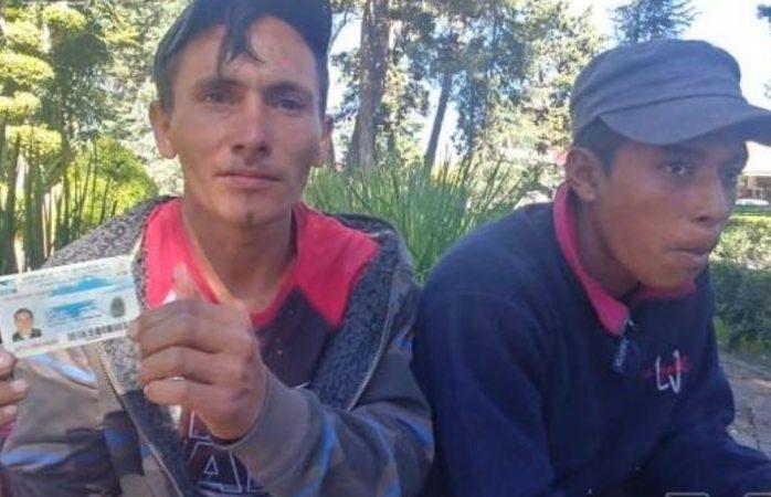 Se separan migrantes de caravana y llegan a Cuauhtémoc