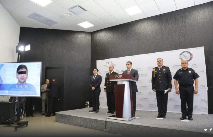 Trasladan a el Pistache a penal de Juárez, donde estuvo el Chapo