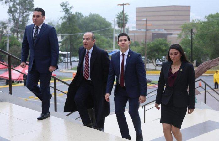 Fundará Calderón partido político en 2019