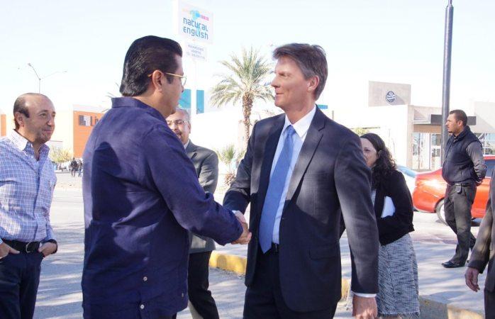Buscan disminuir accidentes viales en inmediaciones del consulado de EU