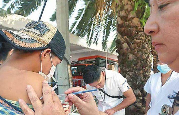 Alerta por brote de influenza y tuberculosis en migrantes