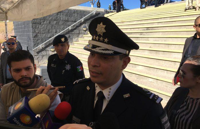 Ordenó el 300 ataques a policías desde marzo: Aparicio