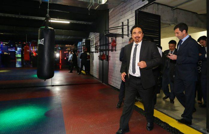 Llevas sin entrenar desde 2012: Juanma Rodríguez a Hugo Sánchez
