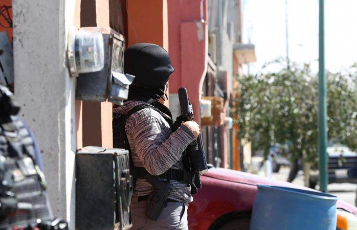 Realizan excavaciones en vivienda en busca de restos en Juárez