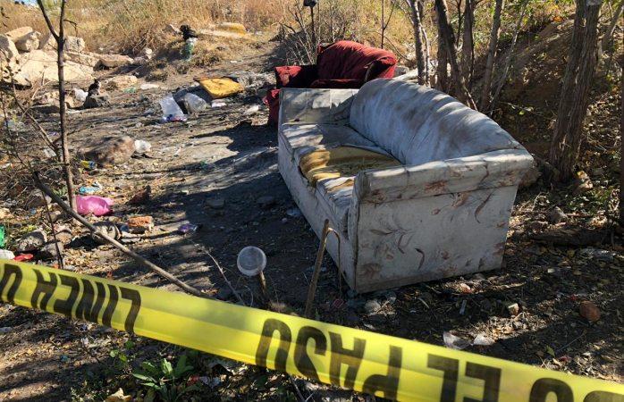 Piden ayuda de comunidad para identificar a muerto en Cuauhtémoc