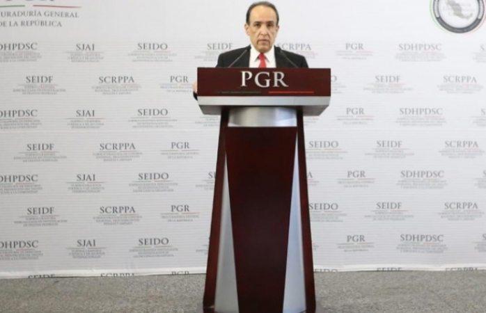 Indaga PGR a jueces y magistrados por delincuencia organizada