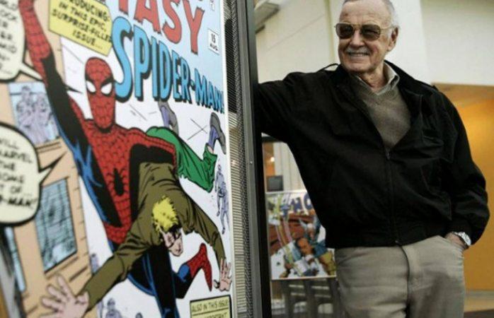Las diez mejores frases de Stan Lee