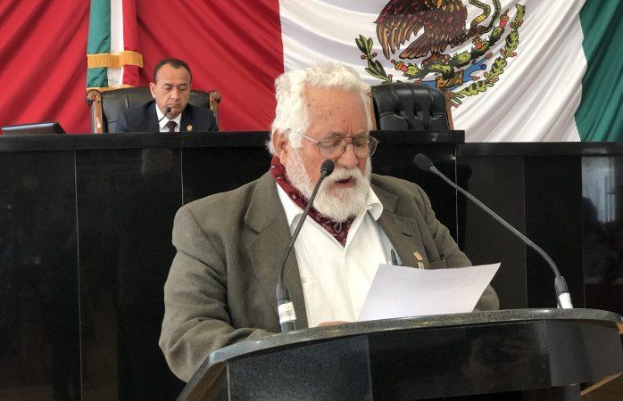 Extiende congreso local condolencias a diputada federal por homicidio de su hija