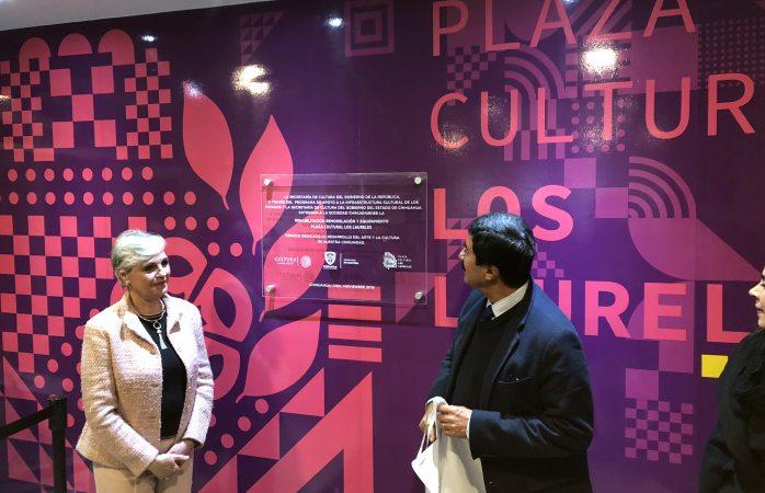 Convierten el Cidech en plaza cultural
