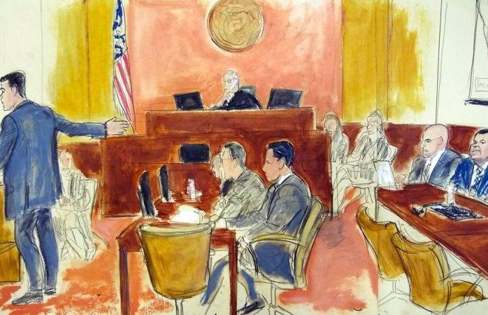 Juez amonesta al abogado del Chapo por declarar sobre sobornos a presidentes