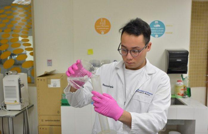 Chihuahuense a Harvard para investigación con células madre