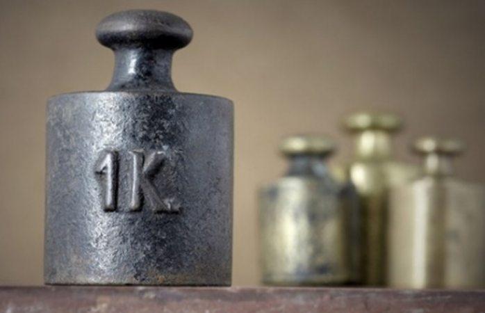 El kilo ya no pesará un kilo