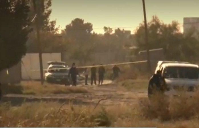 Abandonan cuerpo maniatado con mensaje en El Márquezen Juárez