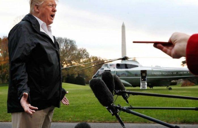 Entregará la semana que viene Trump respuestas de rusiagate