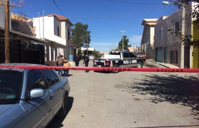 Asesinan a mujer en casa en el fraccionamiento universidad en Juárez