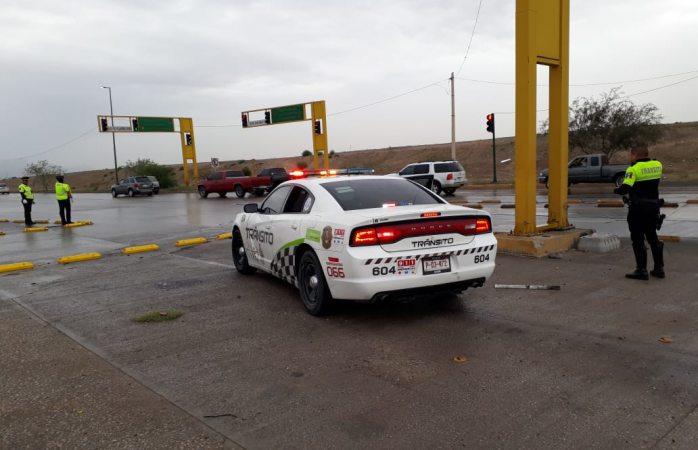 Hay buena respuesta por operativo nocturno de tránsito en Juárez