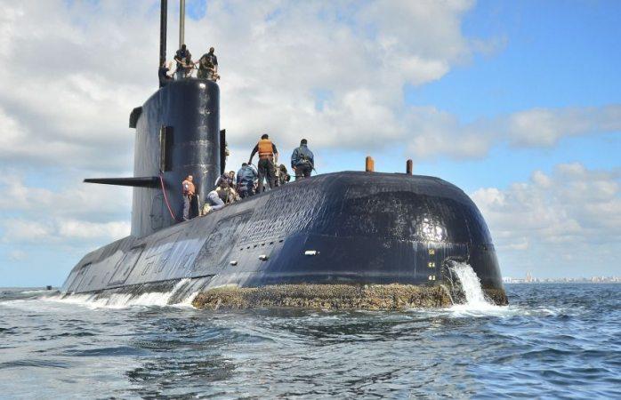 Localizan submarino que se hundió hace un año en el atlántico
