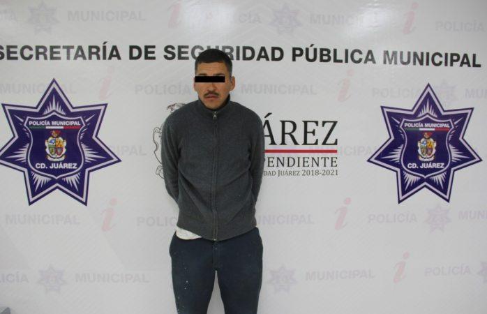Detienen a tres por violencia familiar en Juárez