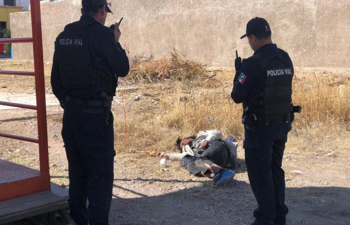 Alarma indigente a vecinos de Las Granjas