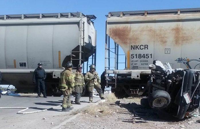 Lleva trece accidentes ferrocarril de la región