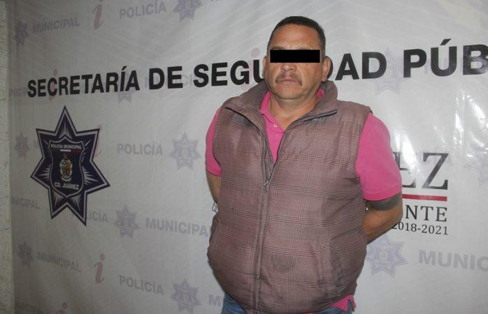 Los detienen por delito de daños en Juárez